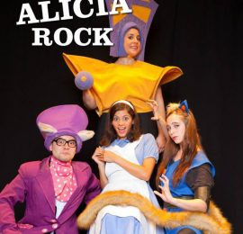 Contratar a Alicia Rock al (011)47404843 Onnix Entertainment Group